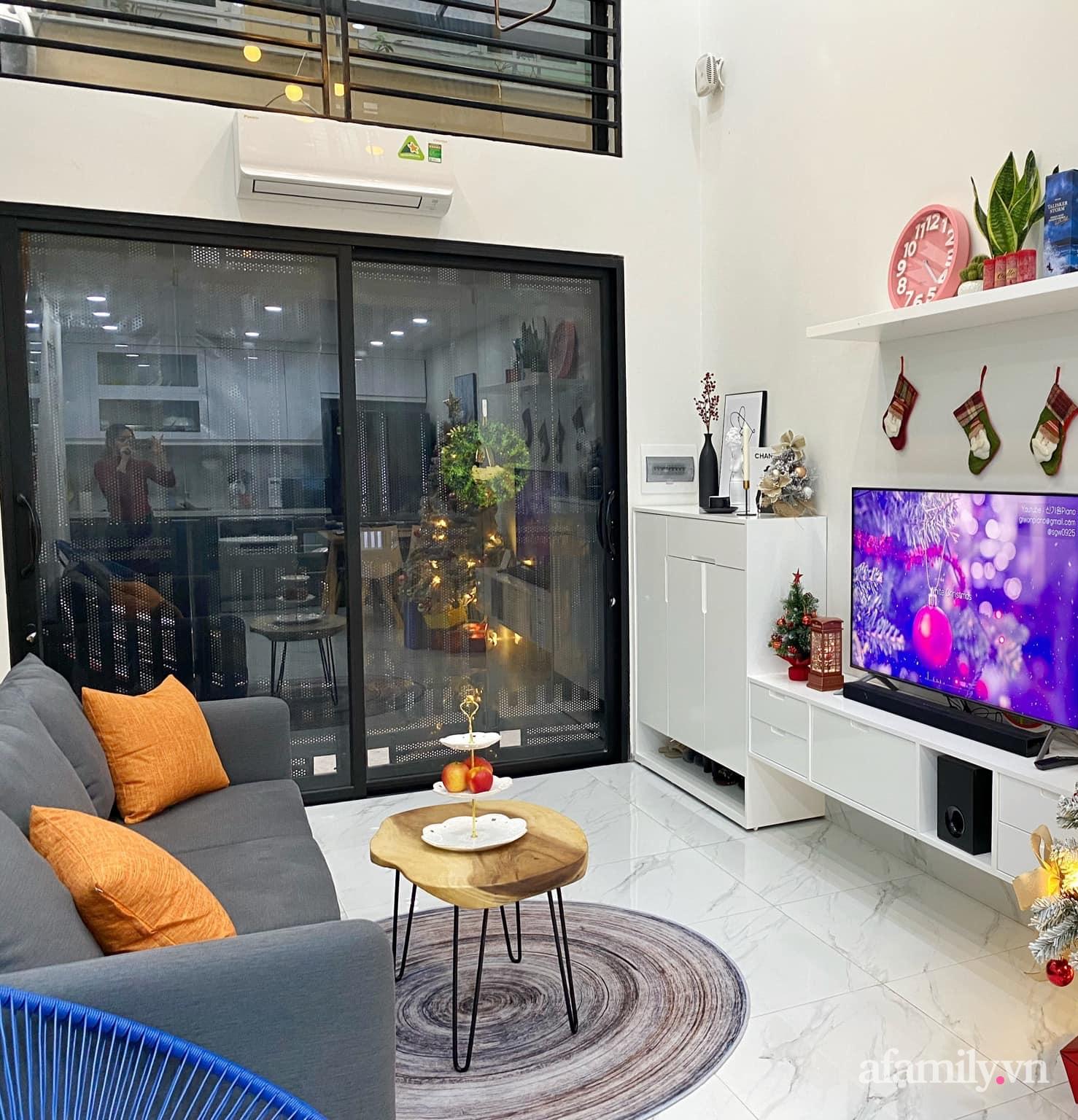 Nhà phố 32m² với 4 tầng rộng thoáng, góc nào cũng ngập ánh sáng ở ngõ nhỏ Thanh Xuân, Hà Nội