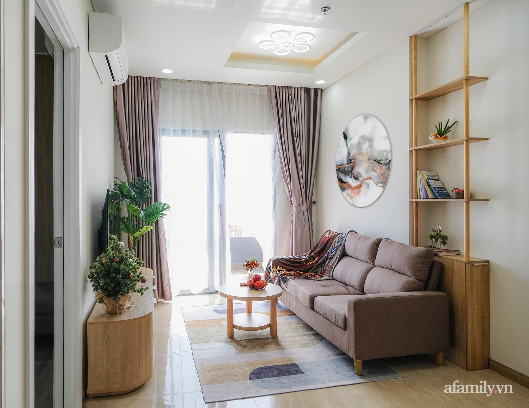 Căn hộ 75m² view sông Hàn đắt giá nhưng được thiết kế nội thất bình dị, ấm áp có chi phí 78 triệu đồng ở TP Đà Nẵng - Ảnh 5.