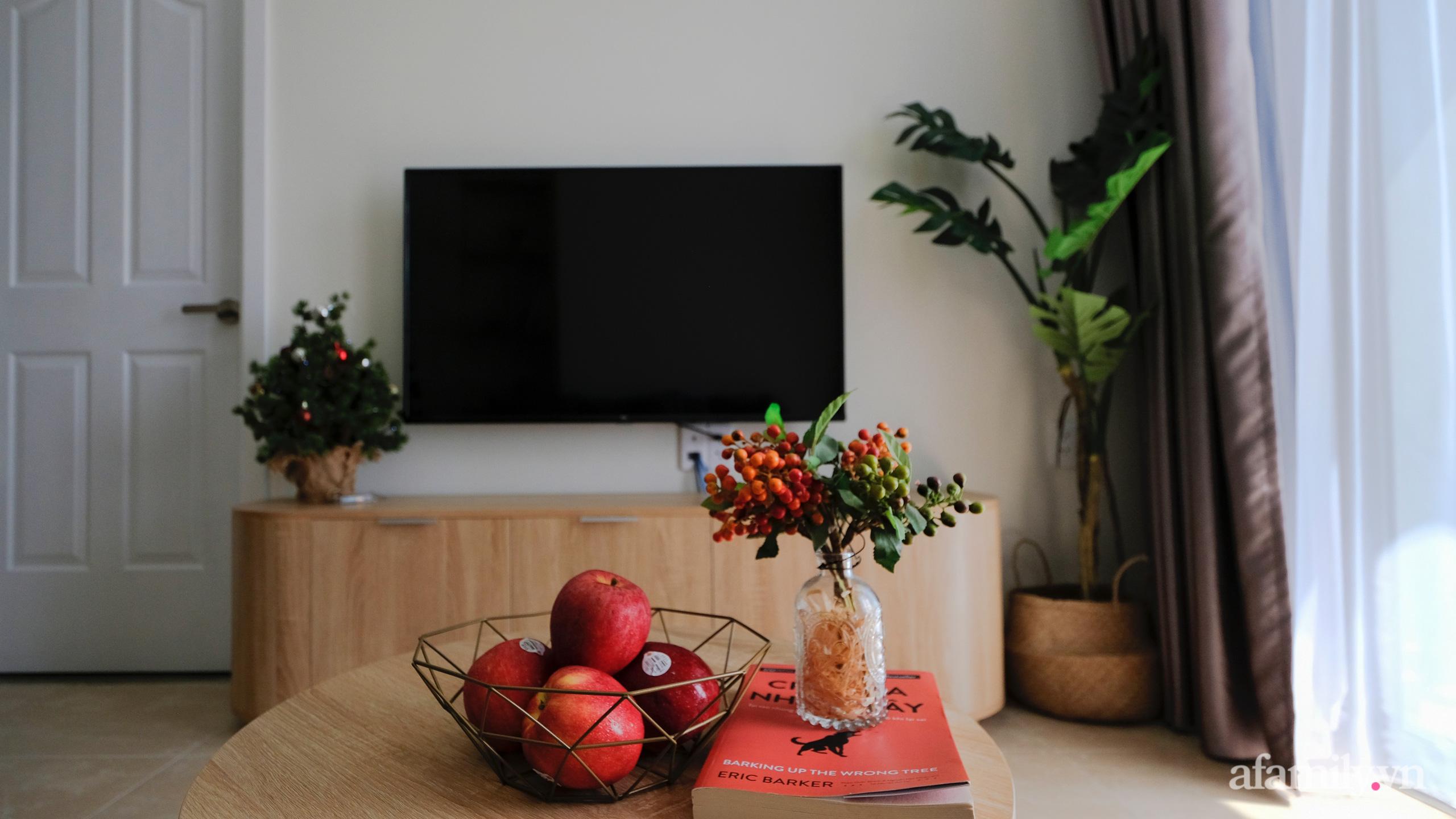 Căn hộ 75m² view sông Hàn đắt giá nhưng được thiết kế nội thất bình dị, ấm áp có chi phí 78 triệu đồng ở TP Đà Nẵng - Ảnh 6.