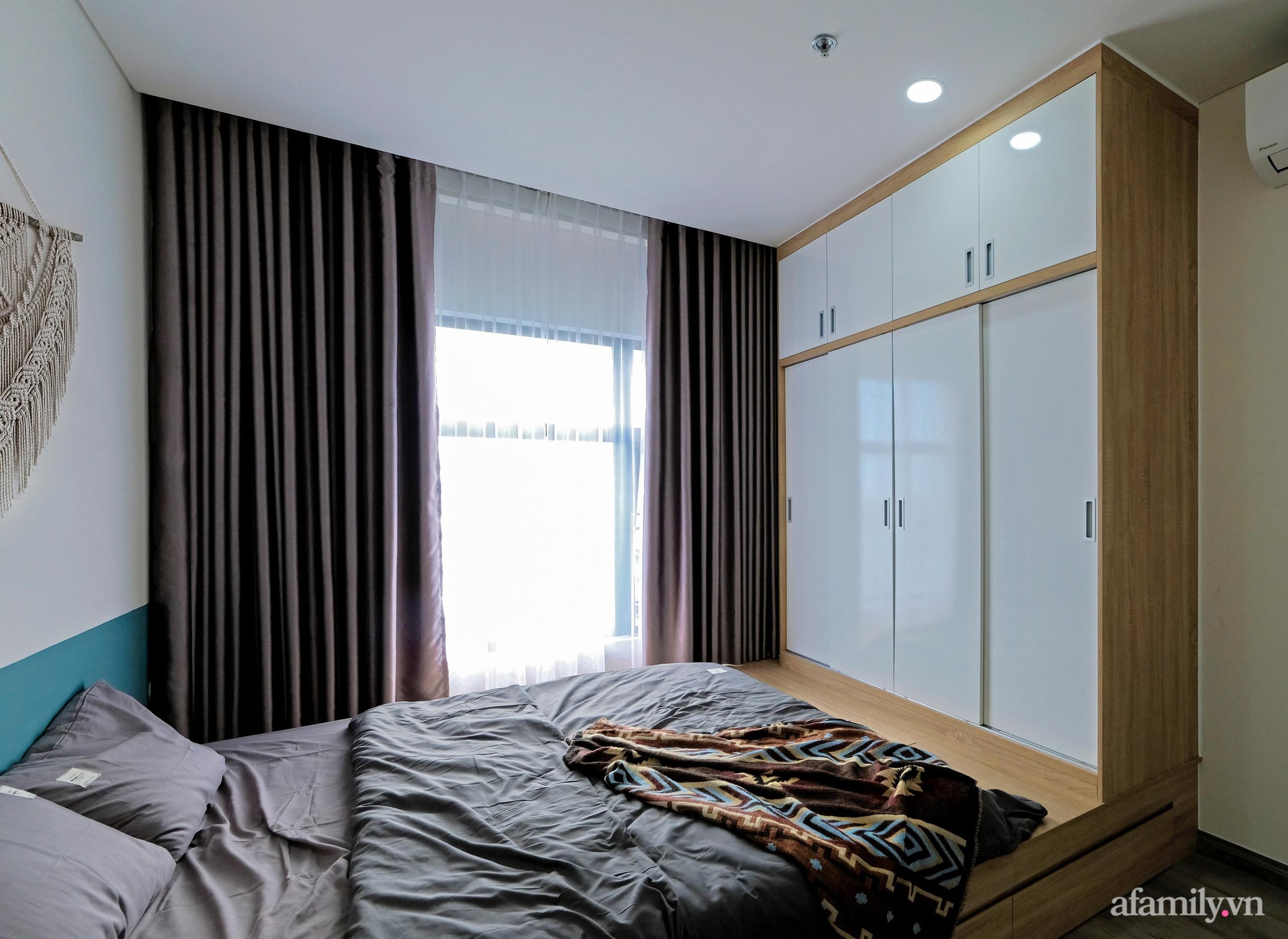 Căn hộ 75m² view sông Hàn đắt giá nhưng được thiết kế nội thất bình dị, ấm áp có chi phí 78 triệu đồng ở TP Đà Nẵng - Ảnh 14.