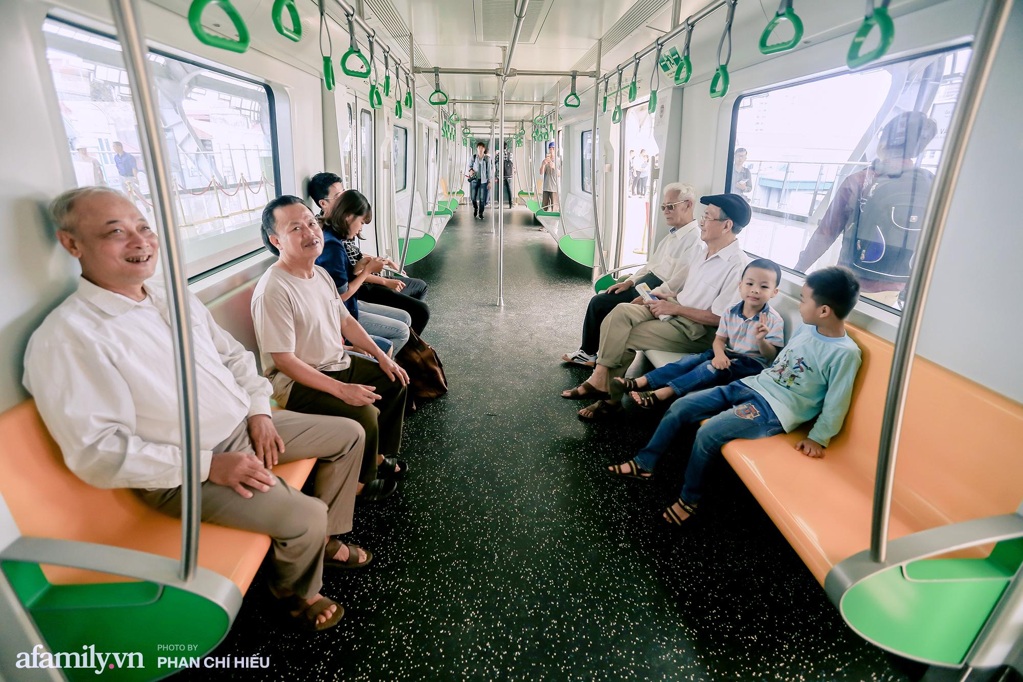 Tuyến đường sắt Cát Linh- Hà Đông đẹp cỡ nào mà được nhiều reviewer khen hết lời, lại còn rủ nhau đi mua vest để chuẩn bị đi thử trong năm 2021 - Ảnh 8.