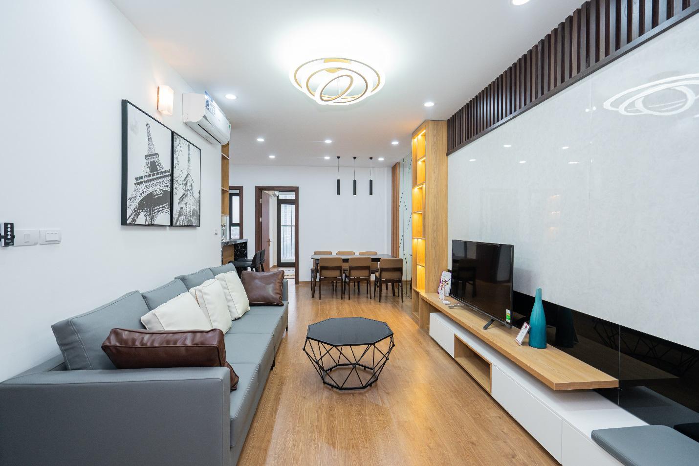 Thỏa mãn giấc mơ an cư khi mua căn hộ Phú Thịnh Green Park - Ảnh 1.