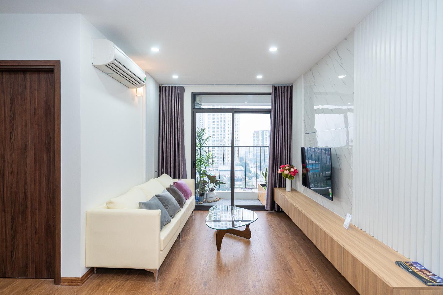 Thỏa mãn giấc mơ an cư khi mua căn hộ Phú Thịnh Green Park - Ảnh 2.