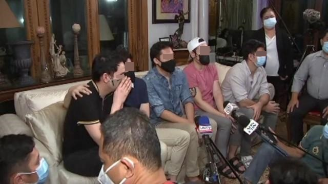 Các vị khách trong căn phòng Á hậu Philippines hay lui tới chính thức lộ diện công khai, 2 nghi phạm rút lại tuyên bố có ma túy trong đêm tiệc - Ảnh 3.