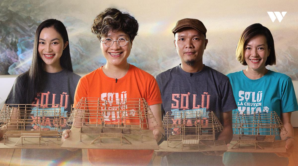 """Jang Kều, người phụ nữ đứng đằng sau dự án Nhà Chống Lũ: Từng từ chối 75 tỷ vì muốn thay đổi tư duy """"cho – nhận"""" trong từ thiện - Ảnh 4."""