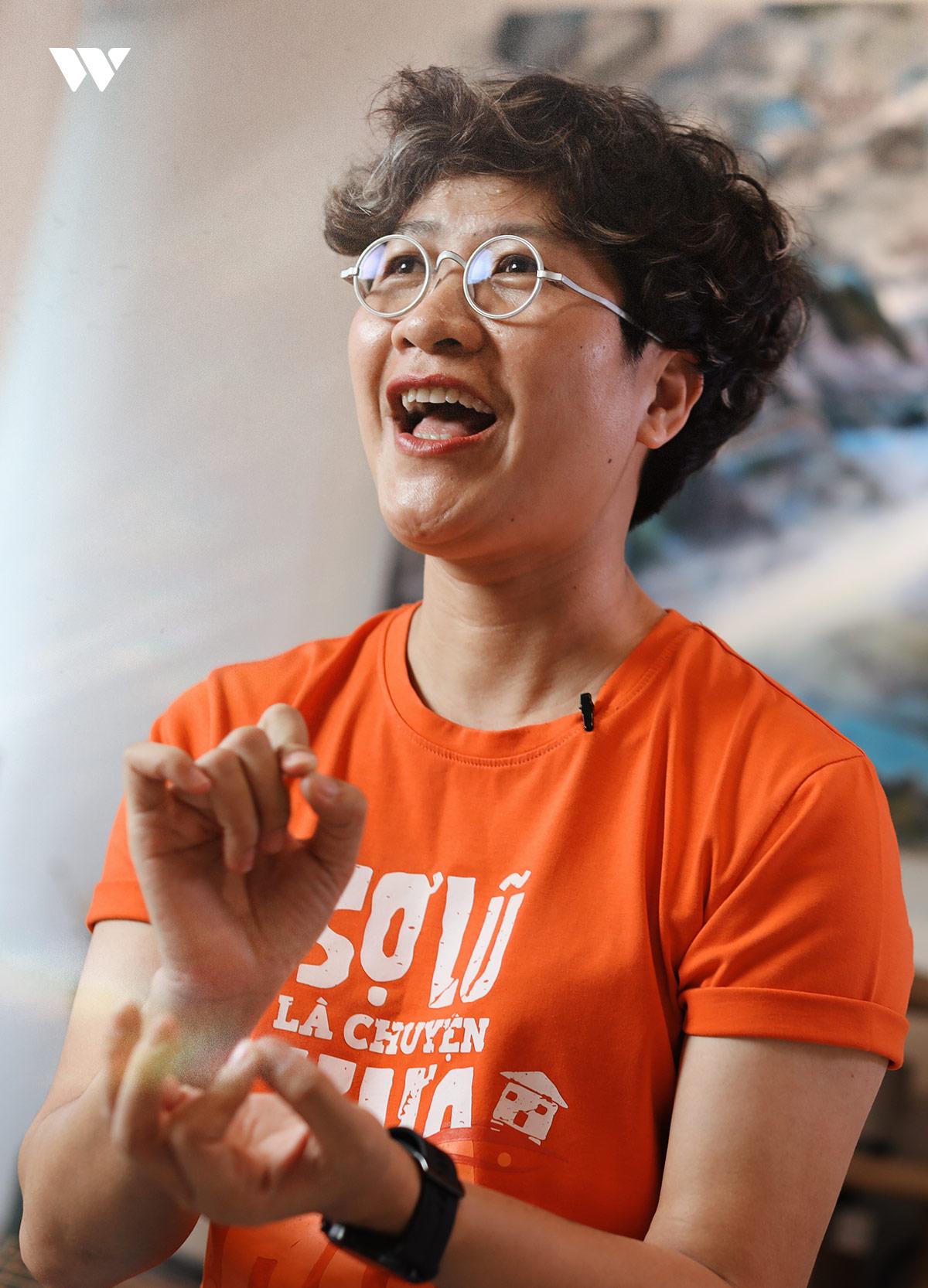 """Jang Kều, người phụ nữ đứng đằng sau dự án Nhà Chống Lũ: Từng từ chối 75 tỷ vì muốn thay đổi tư duy """"cho – nhận"""" trong từ thiện - Ảnh 23."""