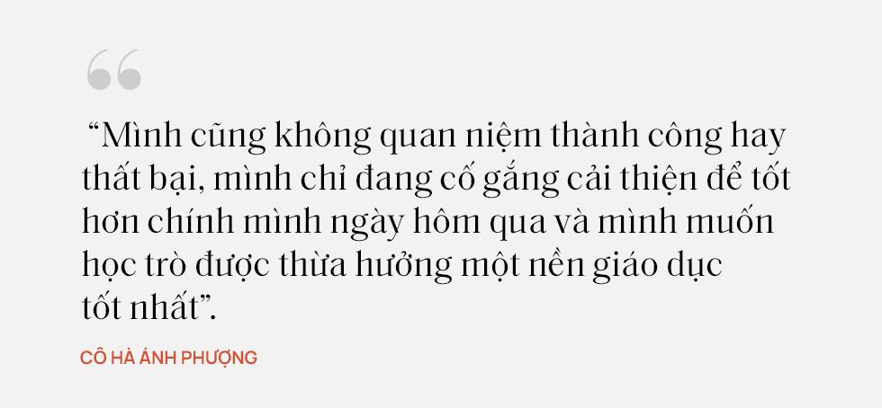 """Cô giáo Việt Nam đầu tiên vào Top 10 giáo viên toàn cầu: """"Thành phố hay nông thôn không phải rào cản, sự ngừng học của giáo viên mới chính là tụt hậu"""" - Ảnh 8."""