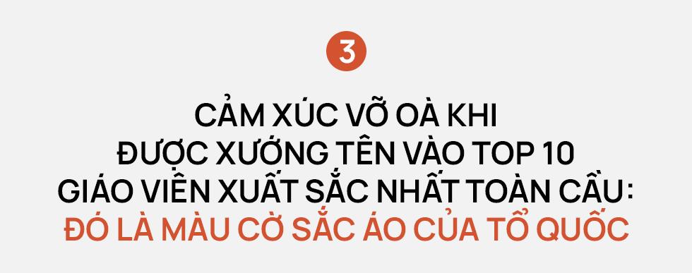 """Cô giáo Việt Nam đầu tiên vào Top 10 giáo viên toàn cầu: """"Thành phố hay nông thôn không phải rào cản, sự ngừng học của giáo viên mới chính là tụt hậu"""" - Ảnh 14."""