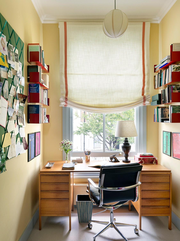 Nhà phố có không gian sống 3 trong 1 cực ấn tượng với decor màu ngập tràn sắc xuân - Ảnh 6.
