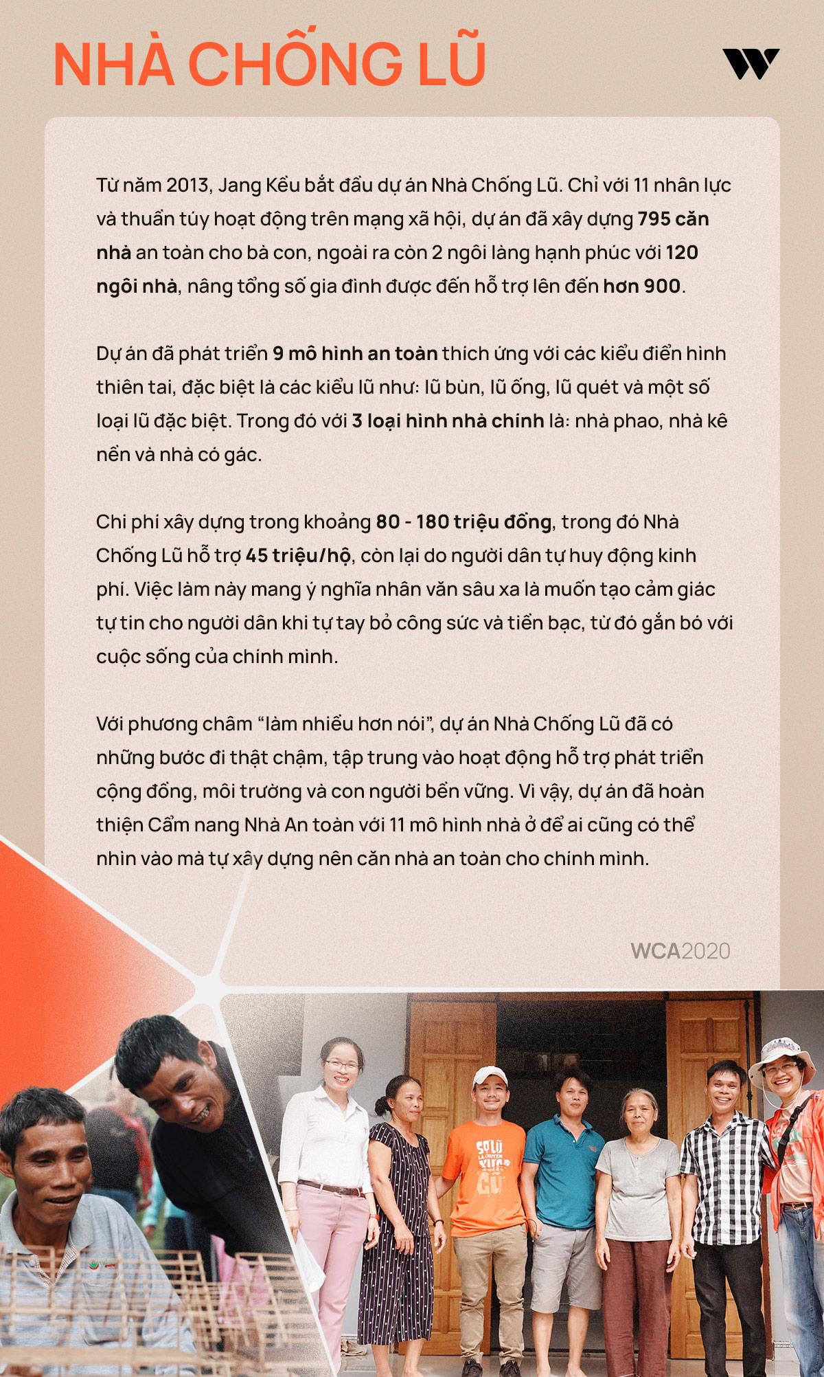 """Jang Kều, người phụ nữ đứng đằng sau dự án Nhà Chống Lũ: Từng từ chối 75 tỷ vì muốn thay đổi tư duy """"cho – nhận"""" trong từ thiện - Ảnh 7."""
