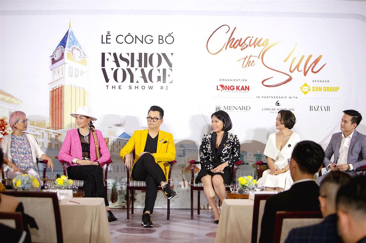 """""""Amalfi bên bờ Địa Trung Hải sẽ trở thành sàn catwalk đặc biệt nhất từ trước tới nay của Fashion Voyage - Ảnh 2."""