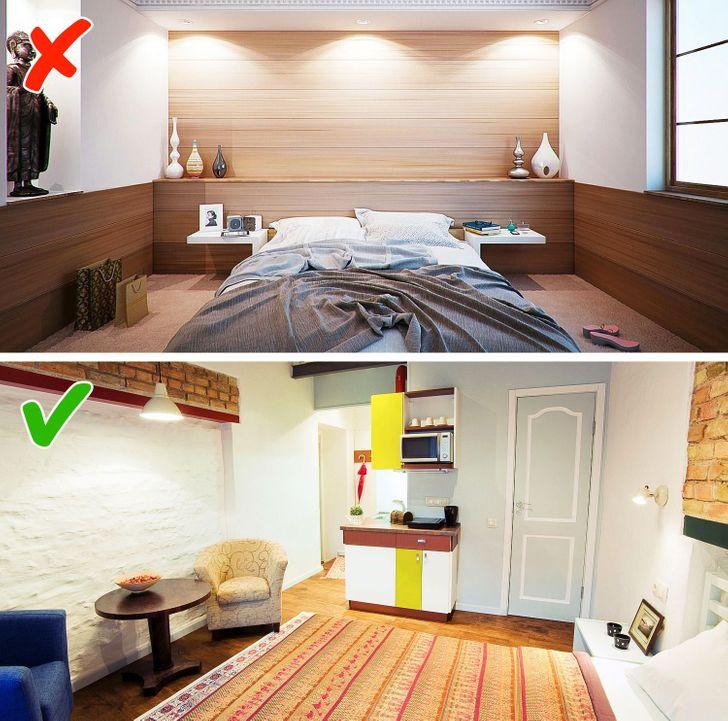 Những mẹo trang trí khiến căn nhà của bạn trở nên lỗi thời ngay lập tức - Ảnh 1.