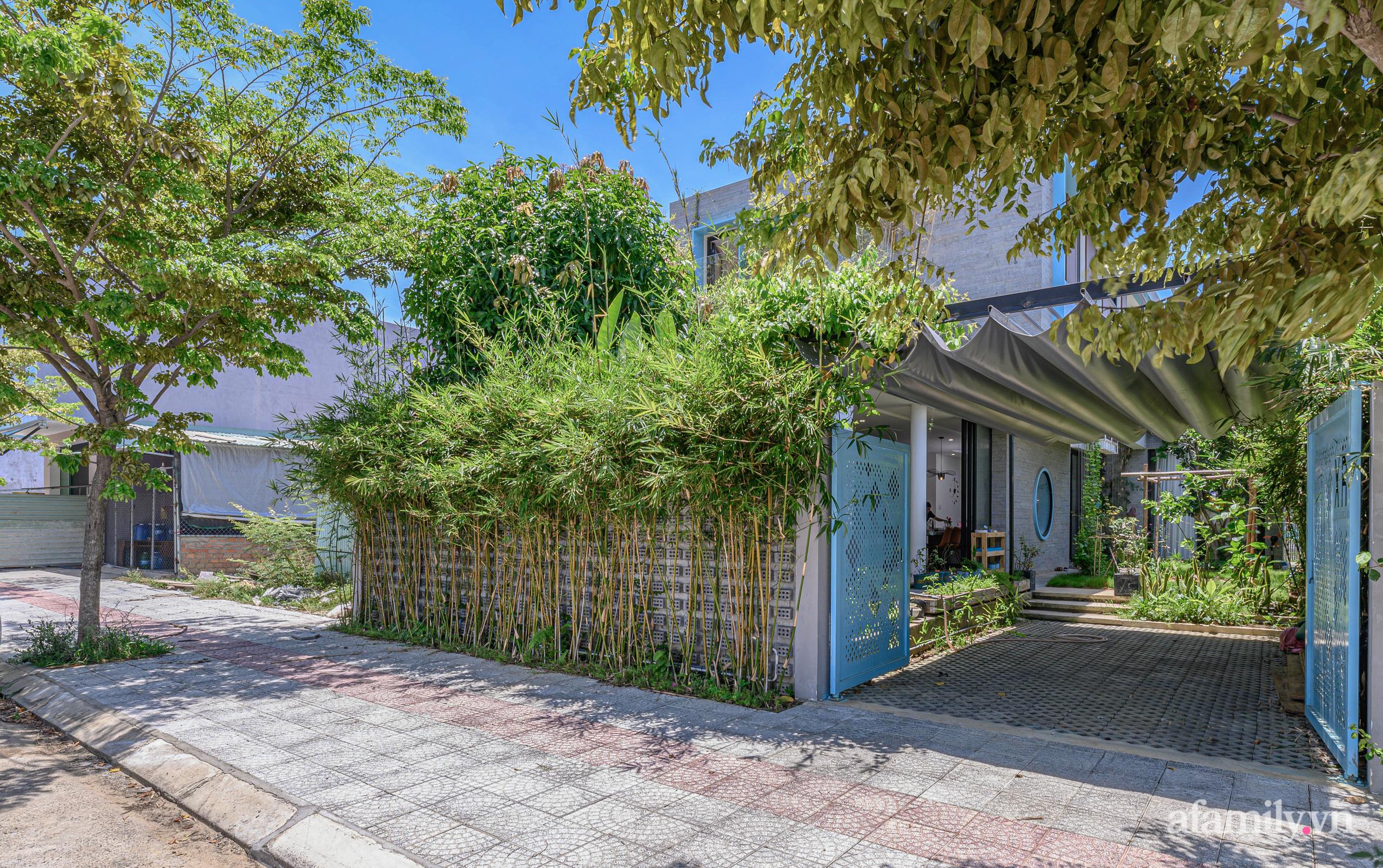 Ngôi nhà nhiều cây xanh và ánh sáng gói trọn bình yên của cặp vợ chồng kiến trúc sư ở Đà Nẵng - Ảnh 2.
