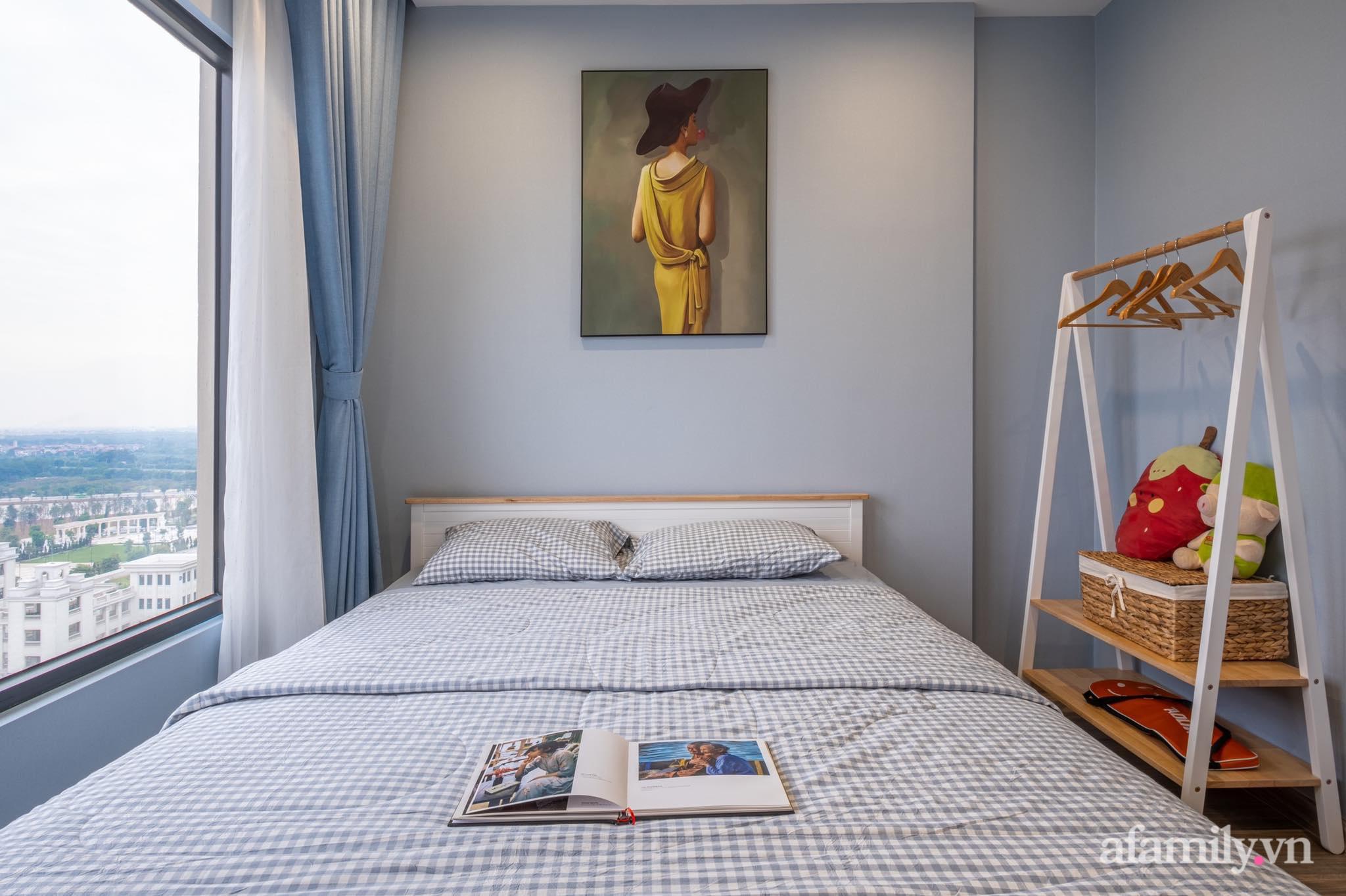 """Căn hộ ngoại ô 64m² có góc view """"siêu đỉnh"""" được decor bằng cả tâm huyết của người phụ nữ Hà Nội - Ảnh 8."""