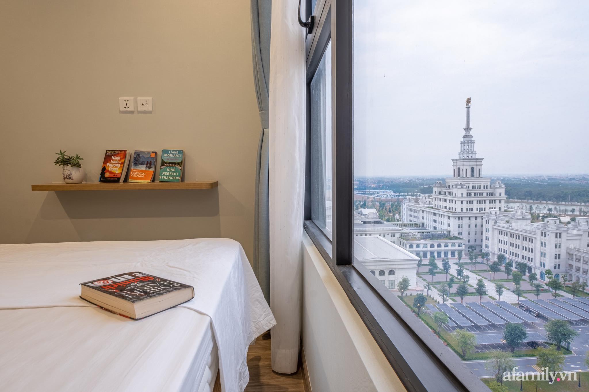 """Căn hộ ngoại ô 64m² có góc view """"siêu đỉnh"""" được decor bằng cả tâm huyết của người phụ nữ Hà Nội - Ảnh 9."""