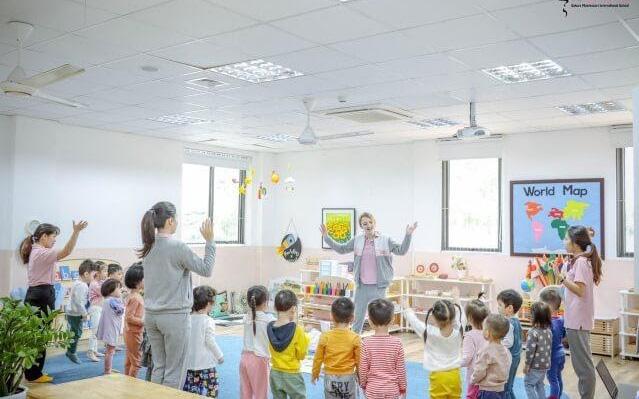 Top 4 trường mầm non Song ngữ tốt ở khu vực Hà Đông
