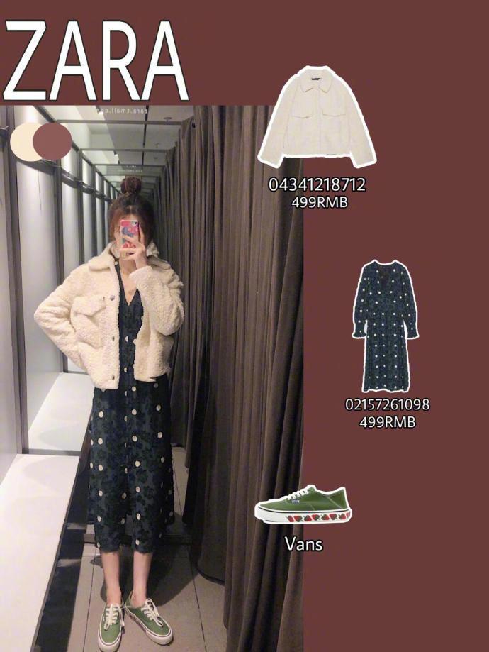 Đu trend theo sao Hàn diện áo khoác bông, cô nàng đến Zara và đâu là  - Ảnh 8.