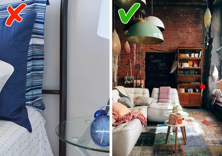 Những mẹo trang trí khiến căn nhà của bạn trở nên lỗi thời ngay lập tức - Ảnh 2.