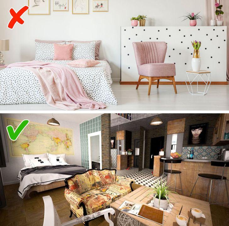 Những mẹo trang trí khiến căn nhà của bạn trở nên lỗi thời ngay lập tức - Ảnh 9.
