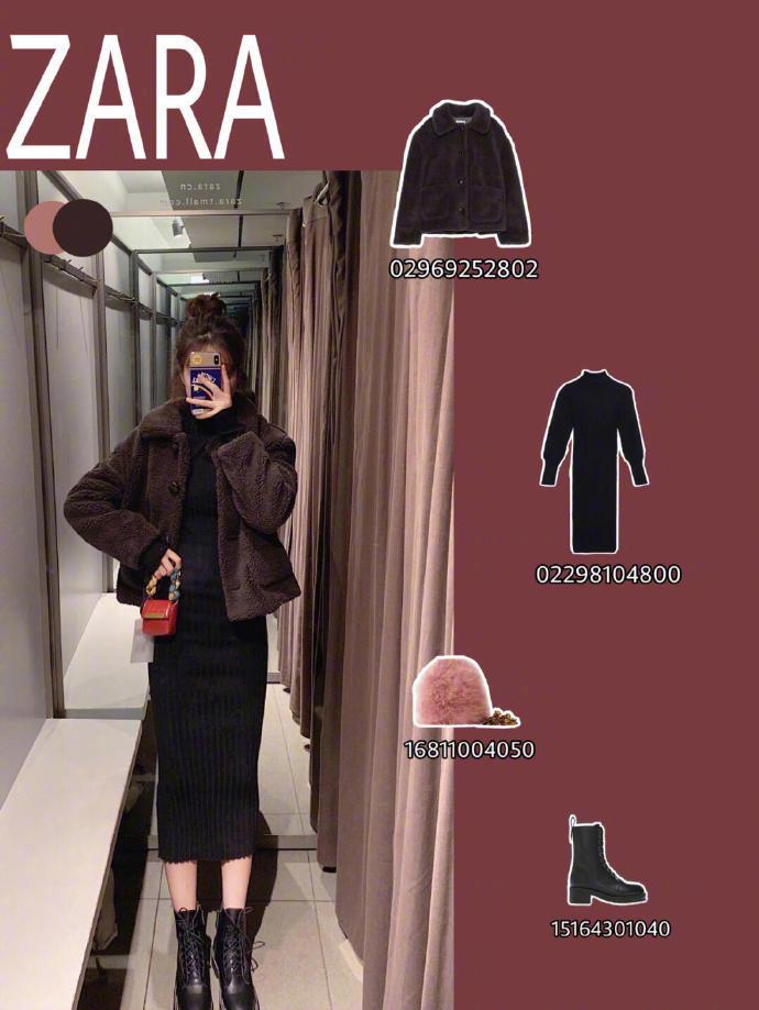 Đu trend theo sao Hàn diện áo khoác bông, cô nàng đến Zara và đâu là  - Ảnh 4.