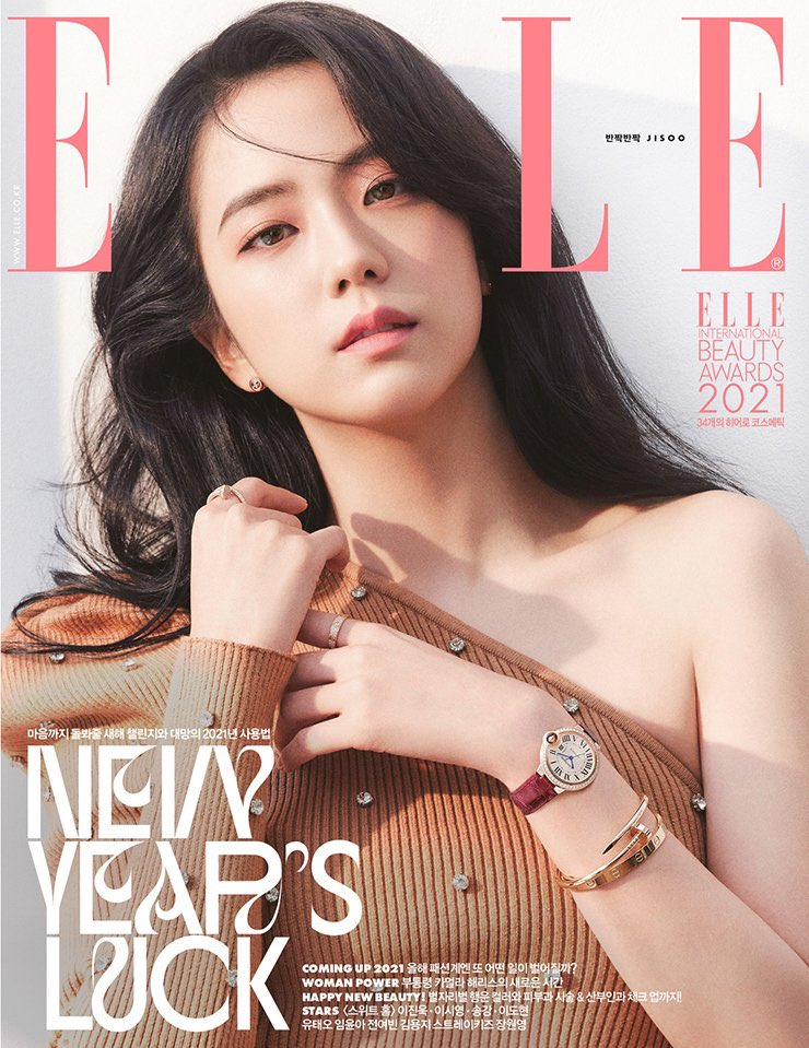 2021 đúng là năm của Jisoo: Lại lập kỳ tích thời trang mới, tóc tai tưởng dìm mà lại bất ngờ không tưởng - Ảnh 5.