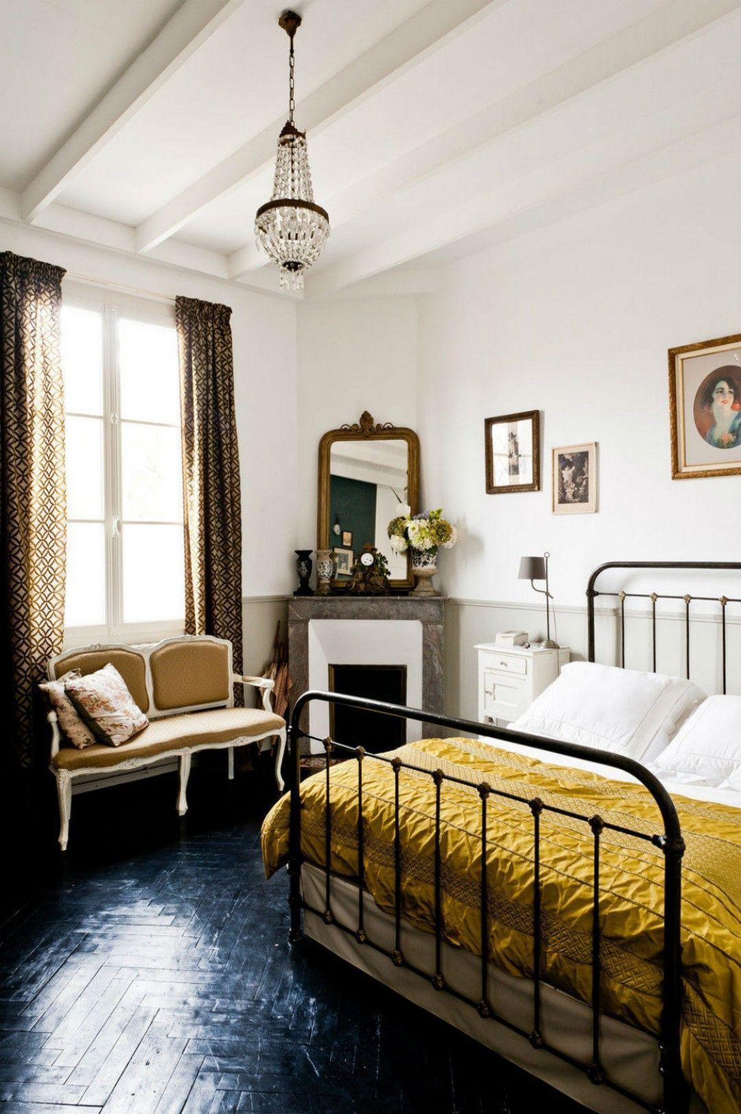 15 ý tưởng màu sắc phòng ngủ theo phong cách cổ điển ngọt ngào - Ảnh 12.