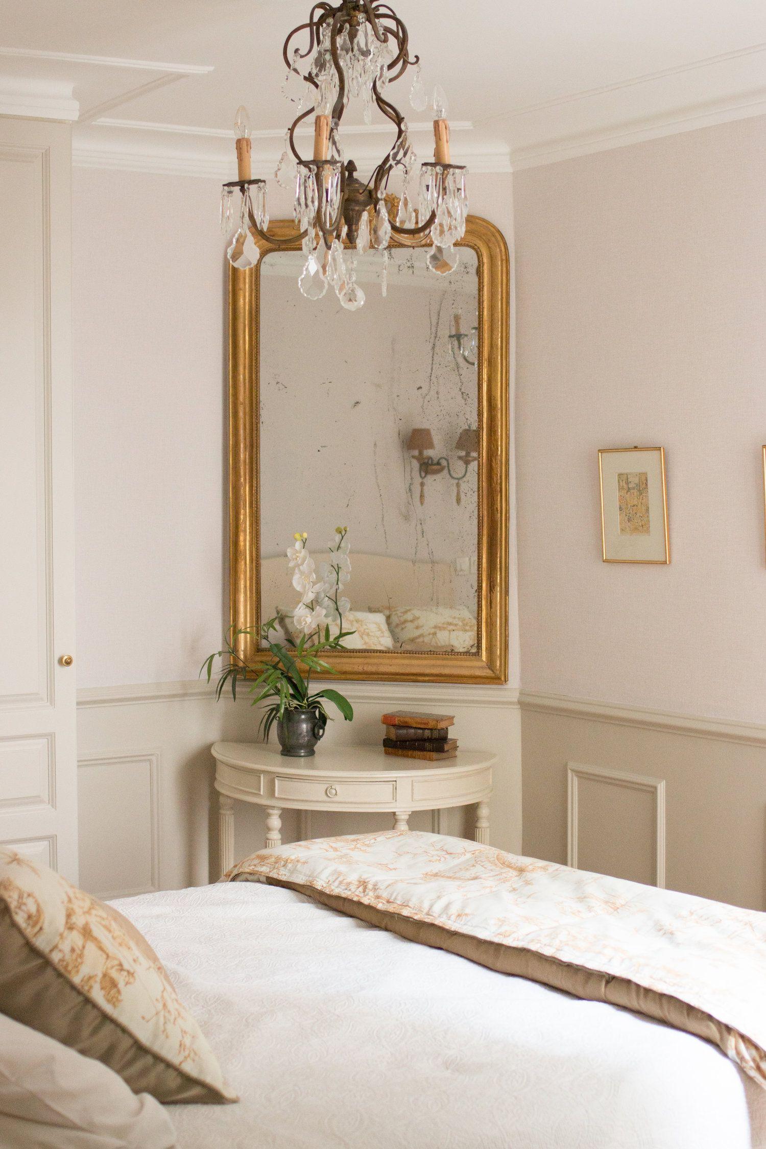 15 ý tưởng màu sắc phòng ngủ theo phong cách cổ điển ngọt ngào - Ảnh 15.