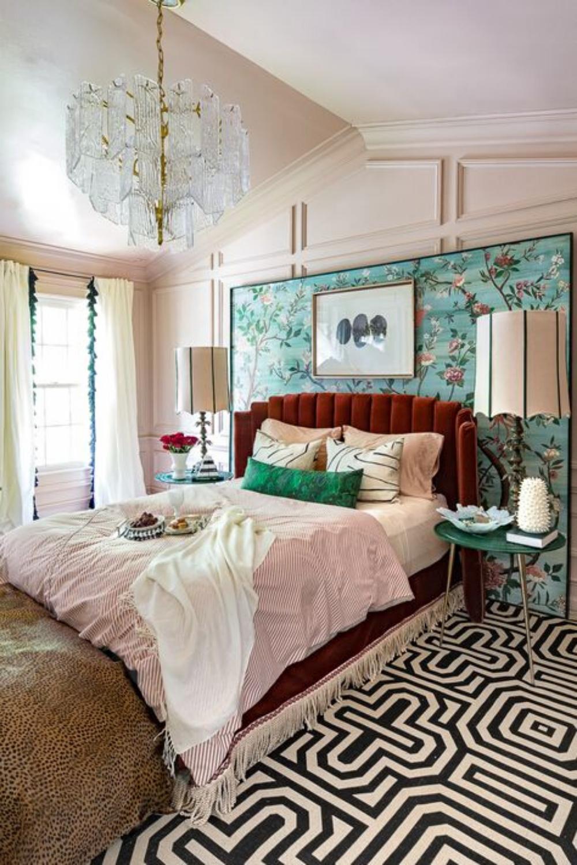 15 ý tưởng màu sắc phòng ngủ theo phong cách cổ điển ngọt ngào - Ảnh 4.