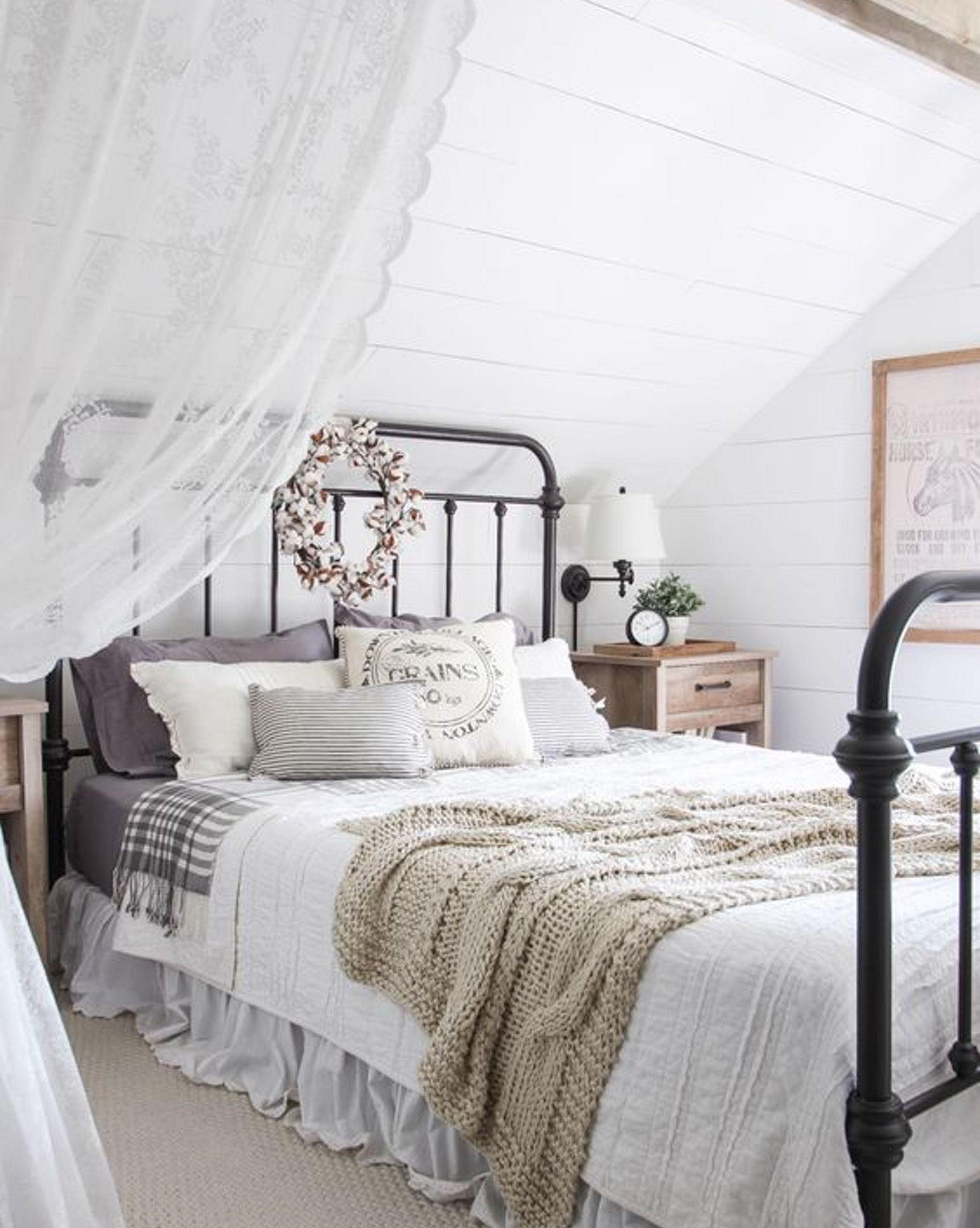 15 ý tưởng màu sắc phòng ngủ theo phong cách cổ điển ngọt ngào - Ảnh 5.