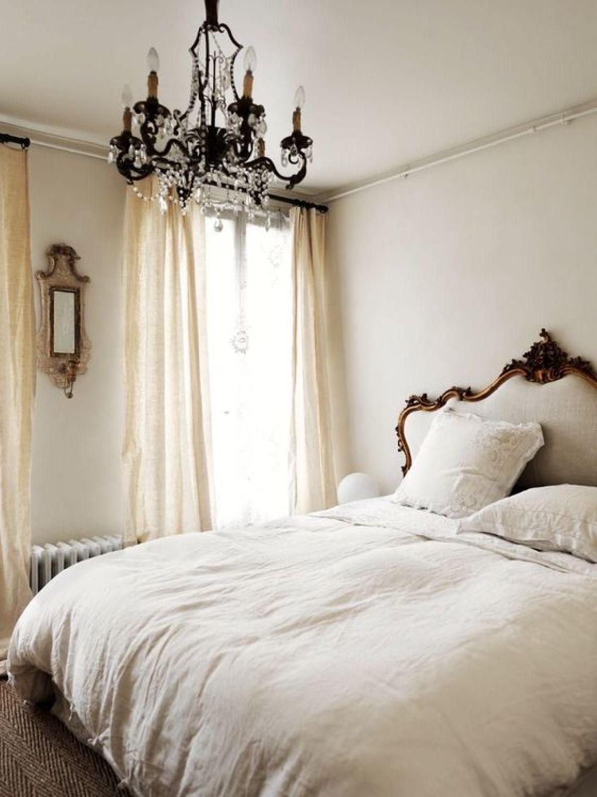 15 ý tưởng màu sắc phòng ngủ theo phong cách cổ điển ngọt ngào - Ảnh 8.