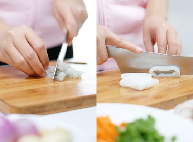 Mách chị em cách làm món cơm salad vừa ngon, vừa mới lạ: Ăn no mà không nặng bụng, cũng chẳng sợ tăng cân! - Ảnh 2.