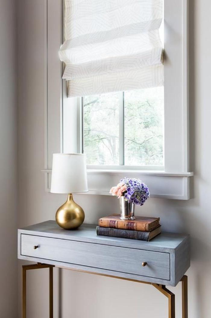 Ý tưởng điểm tô phòng khách cực xinh nhờ trang trí khung cửa sổ - Ảnh 4.