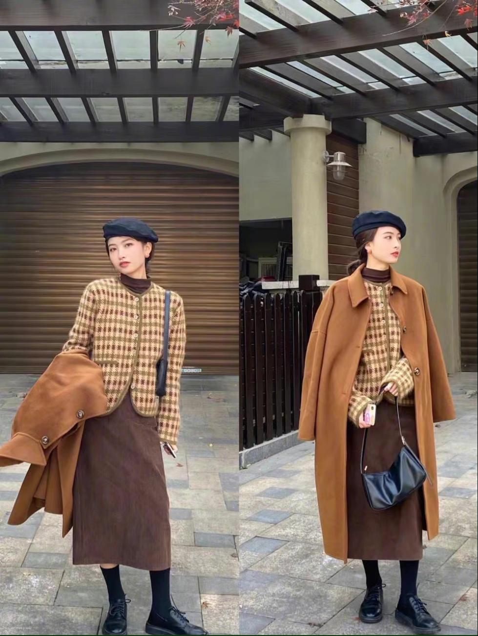 Loạt cách mix sành điệu từ trong ra ngoài, bỏ áo khoác lại càng đẹp xuất sắc dành cho chị em công sở - Ảnh 6.