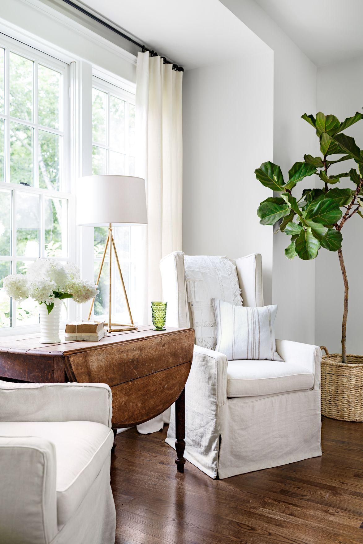 Ý tưởng điểm tô phòng khách cực xinh nhờ trang trí khung cửa sổ - Ảnh 6.