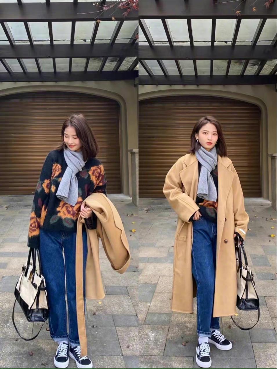 Loạt cách mix sành điệu từ trong ra ngoài, bỏ áo khoác lại càng đẹp xuất sắc dành cho chị em công sở - Ảnh 3.
