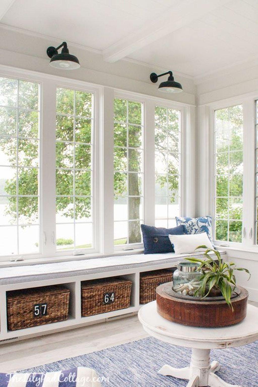 Ý tưởng điểm tô phòng khách cực xinh nhờ trang trí khung cửa sổ - Ảnh 7.