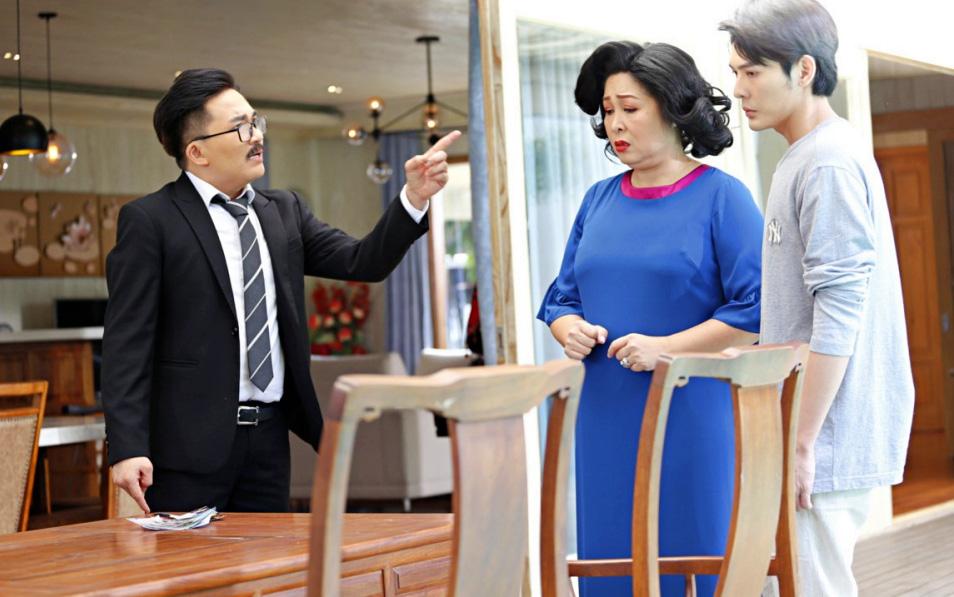 """Câu chuyện giới tính được hé lộ đầy tình người trong webdrama """"Mẹ mẹ con con"""" của NSND Hồng Vân"""