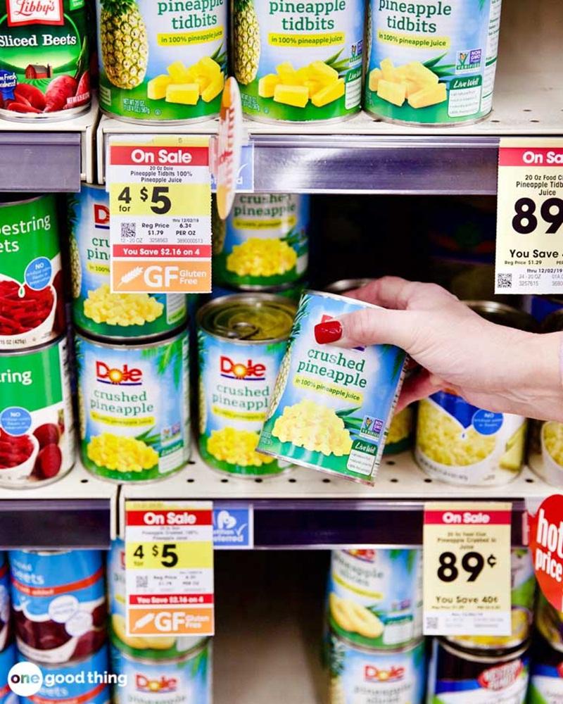 Mách bạn 8 mẹo mua sắm thực phẩm giúp tiết kiệm tiền - Ảnh 2.