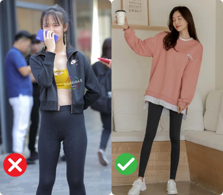 4 nguyên tắc sexy từ gái Hàn khác hoàn toàn gái Việt: Trong đó có 1 kiểu quần  không bao giờ họ mặc ra đường - Ảnh 13.