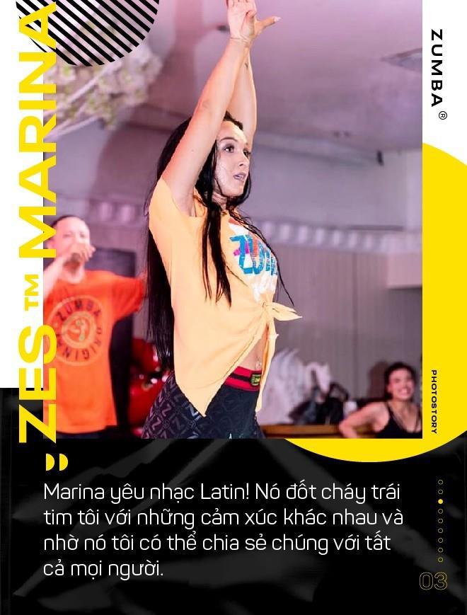 Từ bỏ nghề giáo viên, cô gái gốc Nga theo đuổi đam mê Zumba® và tô hồng cuộc sống bằng cảm hứng - Ảnh 4.