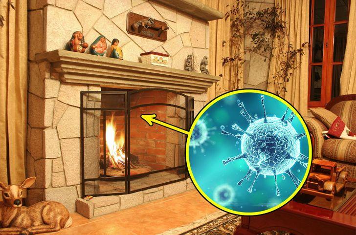 Những thói quen mà bạn không ngờ tới lại đang âm thầm gây ô nhiễm cho ngôi nhà - Ảnh 1.