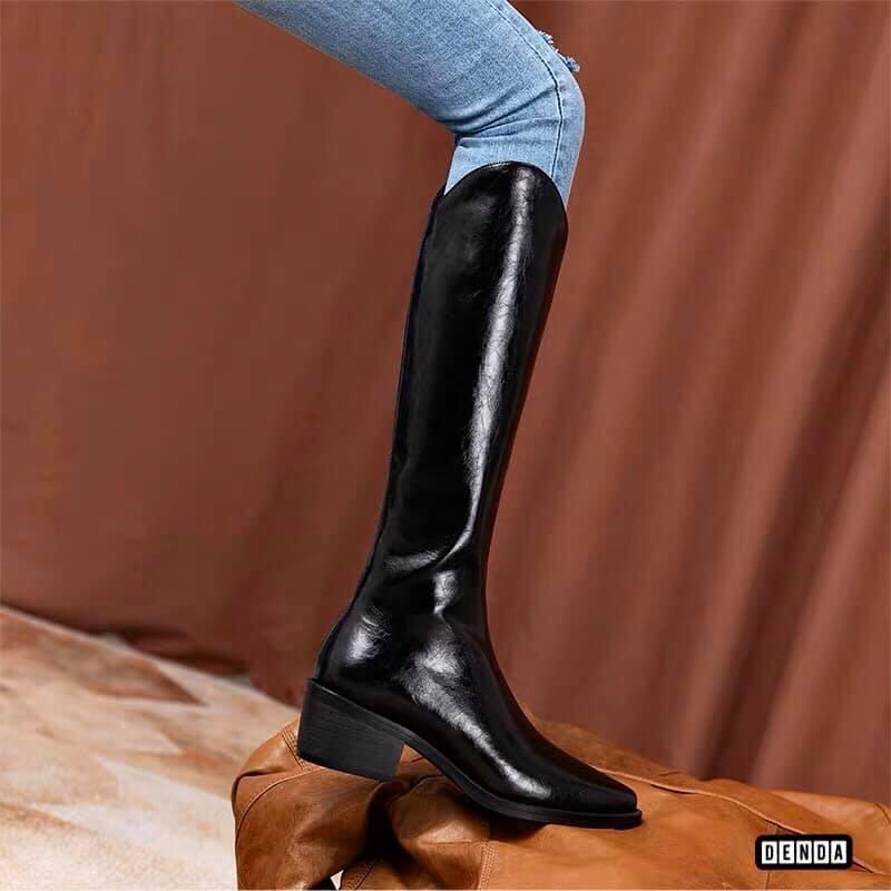 10 địa chỉ bán boots da chuẩn đẹp - Ảnh 21.