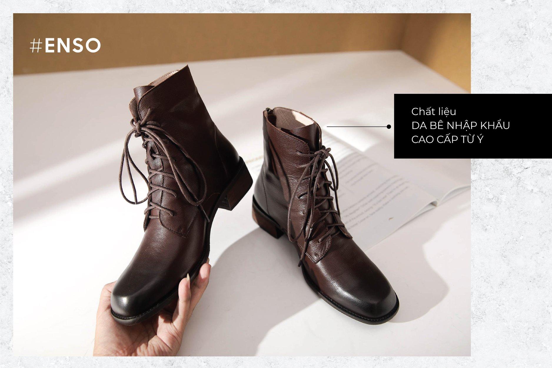 10 địa chỉ bán boots da chuẩn đẹp - Ảnh 9.