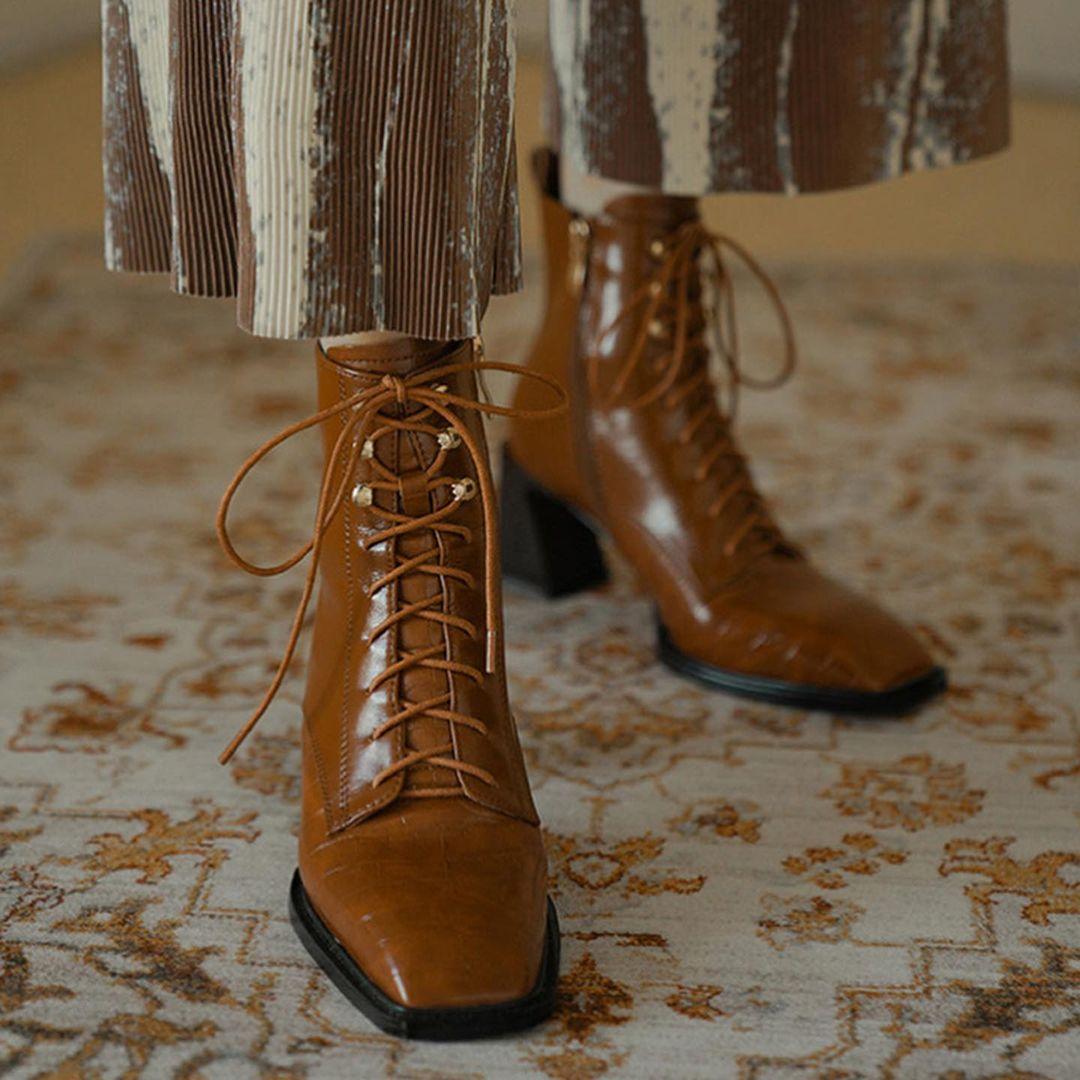 10 địa chỉ bán boots da chuẩn đẹp - Ảnh 15.