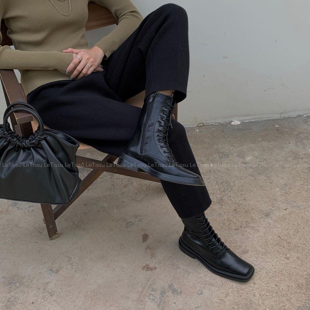 10 địa chỉ bán boots da chuẩn đẹp - Ảnh 11.