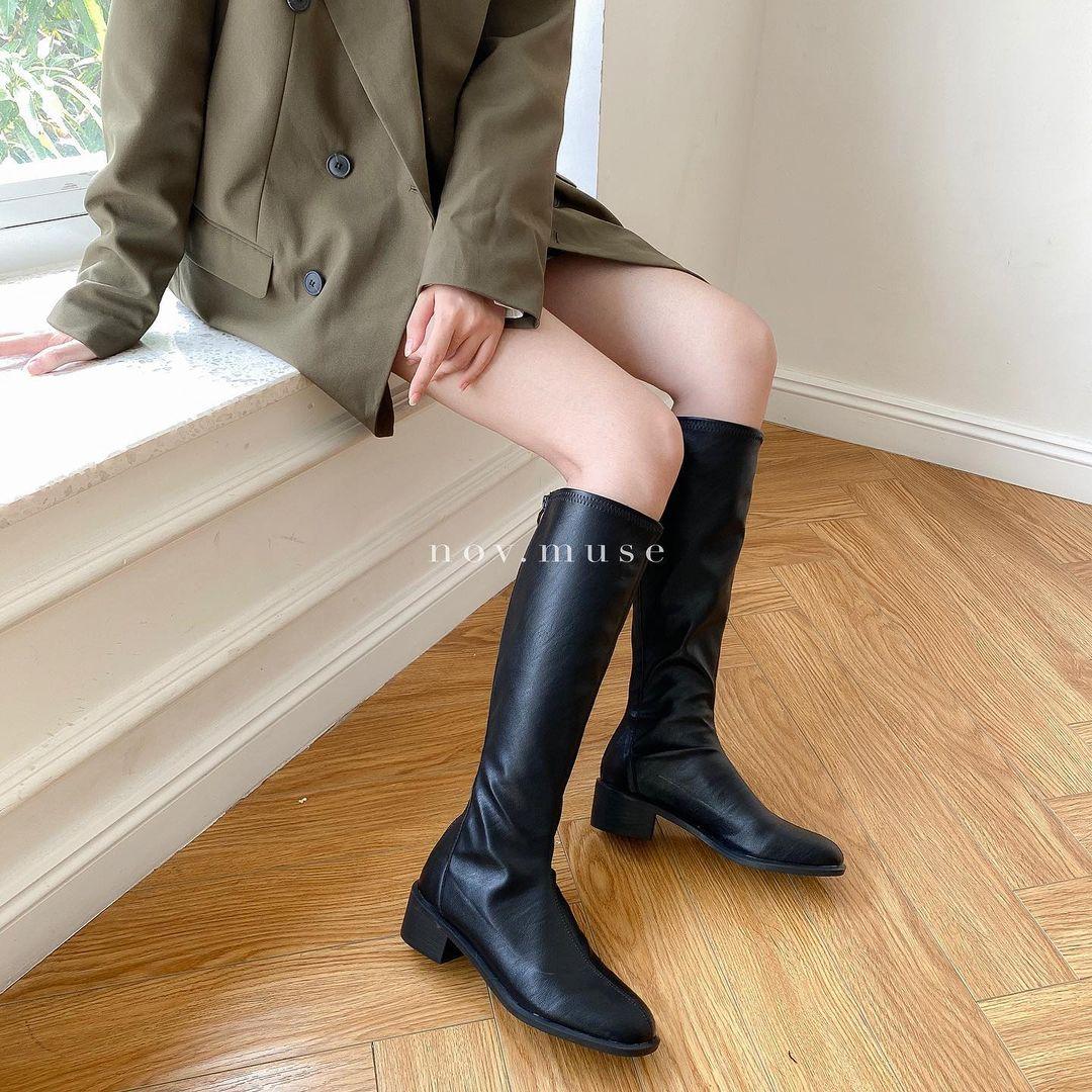 10 địa chỉ bán boots da chuẩn đẹp - Ảnh 19.