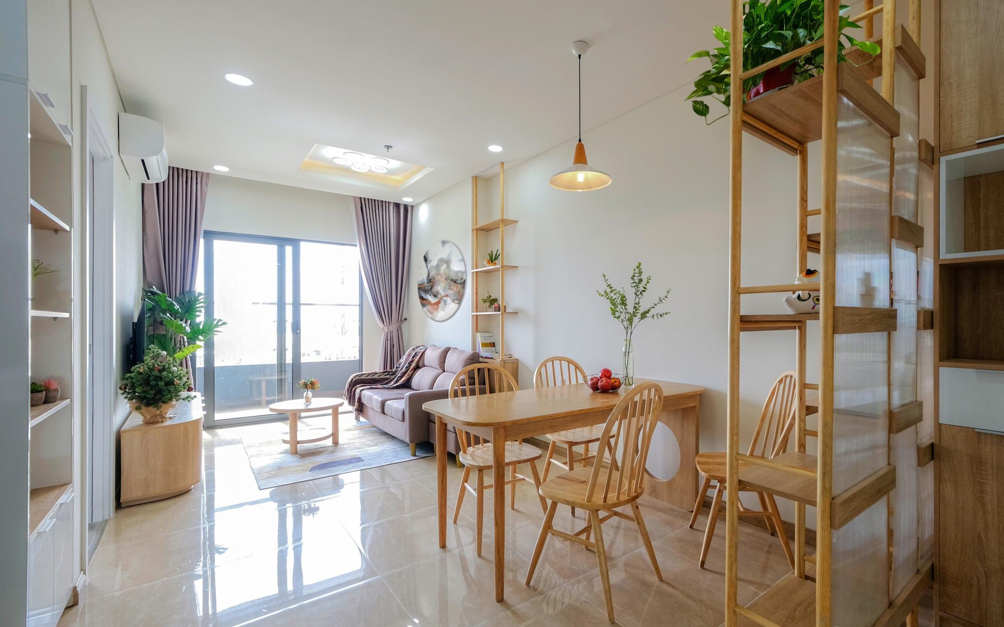 Căn hộ 75m² sở hữu view sông Hàn đắt giá với tổng chi phí thiết kế 78 triệu đồng ở Đà Nẵng