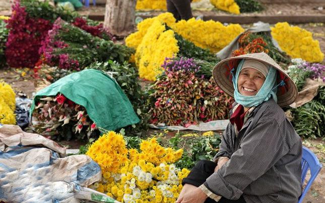 """Điểm danh 5 địa điểm bán các loại hoa cách trung tâm Hà Nội không xa, đủ cho bạn """"mê mẩn"""" quên lối về"""