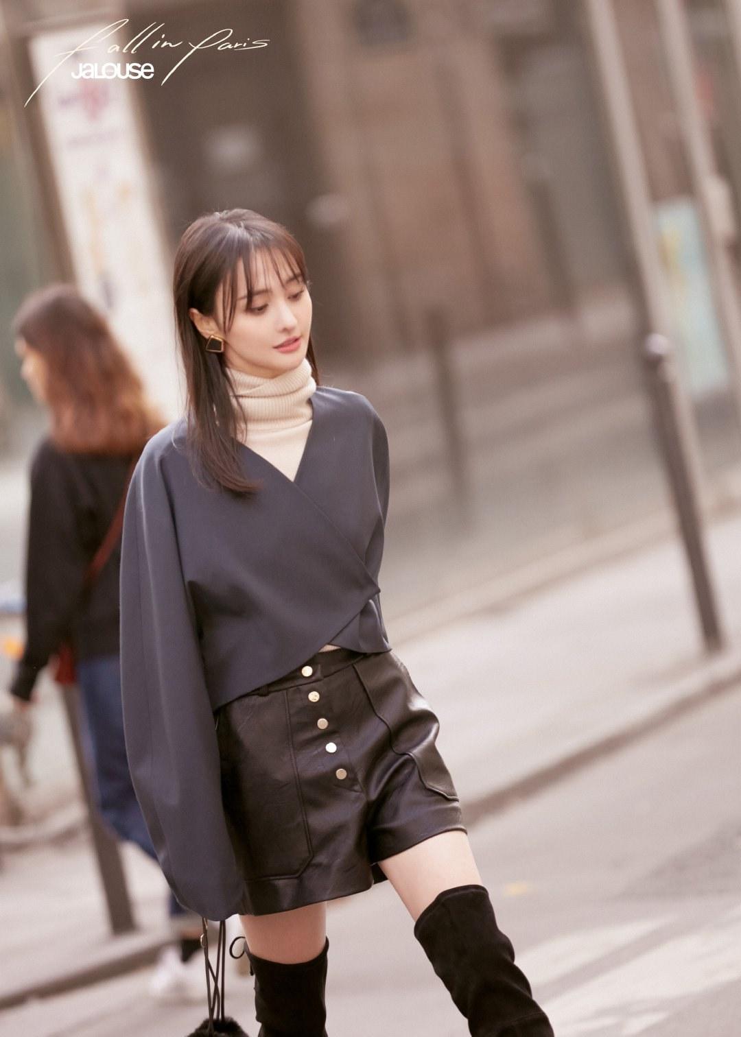 Fan soi ra chi tiết bất thường trong thời gian bị đồn mang thai của Trịnh Sảng, trang phục đã nói lên tất cả - Ảnh 4.