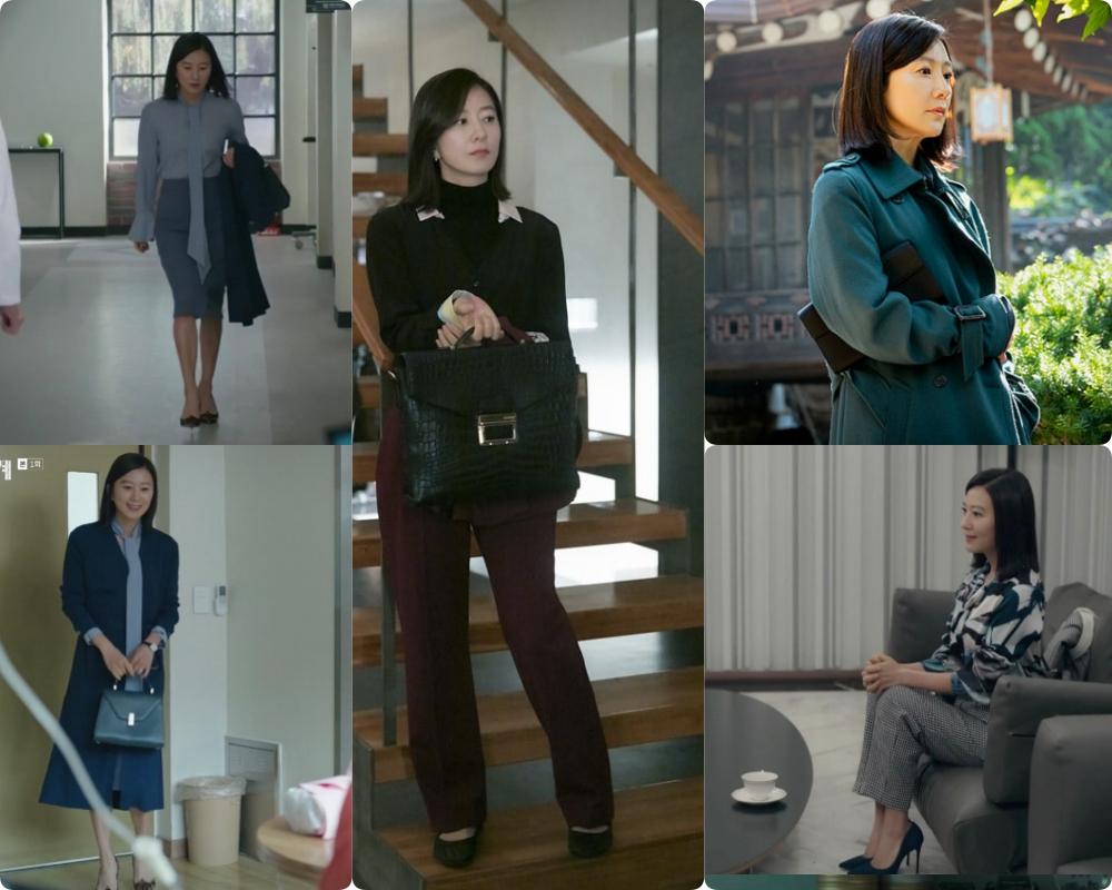 """Nàng công sở ngoài 30 học lỏm được 4 điều """"thầm kín"""" từ phong cách của 2 chị vợ cao tay chuyên trị tiểu tam trong phim Hàn - Ảnh 6."""